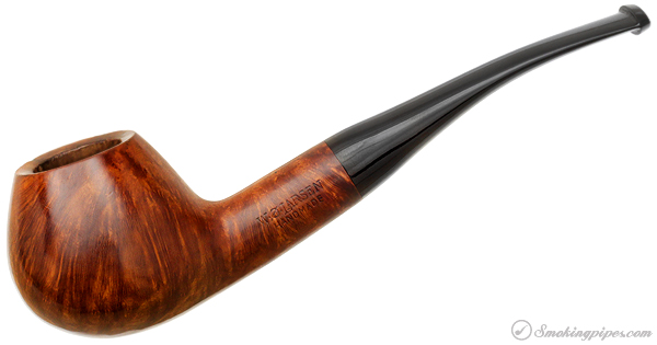 W.O. Larsen Smooth Bent Brandy (01) (9mm)