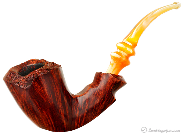 Danish Estate Stanwell Queen Freehand (Unsmoked)