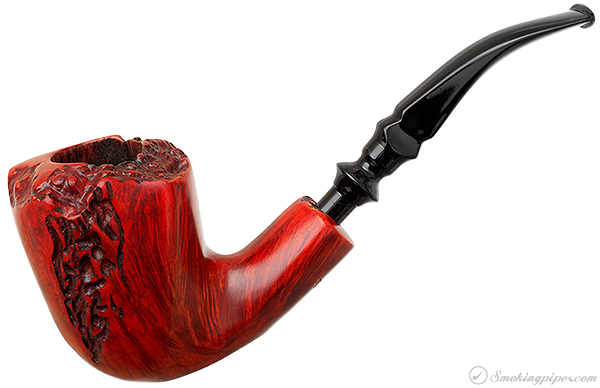 Knute Partially Rusticated Freehand