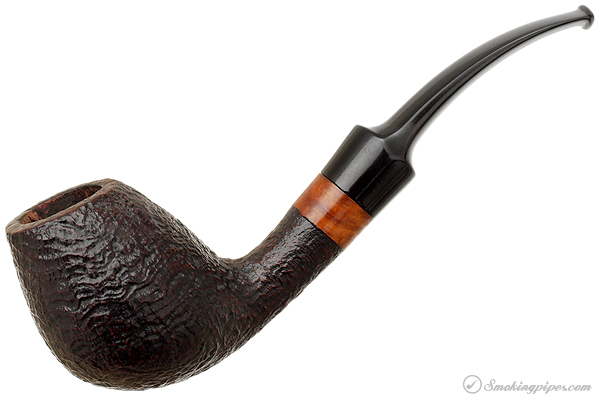 Danish Estate W.O. Larsen Sandblasted Bent Brandy