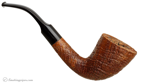 Danish Estate Stanwell Sandblasted Bent Dublin (55) (Regd. No.)