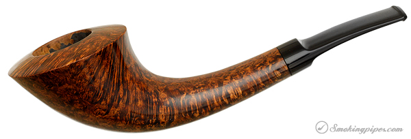 Danish Estate Tom Eltang Smooth Horn (Late 1990s)