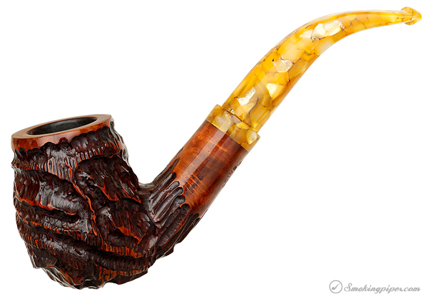 Nording Partially Rusticated Bent Billiard