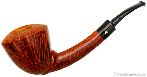 Danish Estate Kurt Balleby Smooth Bent Dublin (0) (Unsmoked)