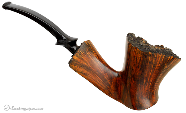 Danish Estate Ben Wade Golden Walnut Freehand