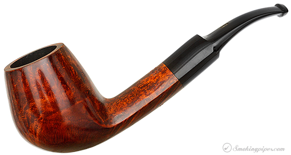 Danish Estate Karl Erik Stavanger Smooth Bent Brandy (3) (Unsmoked)