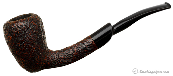 Scandia Sandblasted Bent Acorn (by Stanwell) (10)