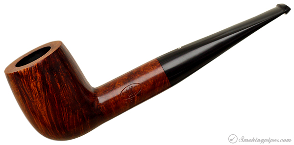 English Estate Dunhill Amber Flame Billiard (Two Flame) (2003) (Unsmoked)