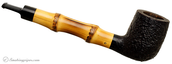 English Estate Dunhill Shell Briar with Bamboo (4103) (2000)