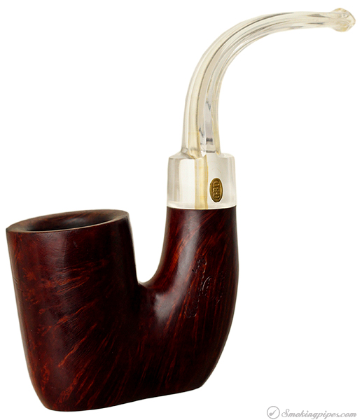 GBD New Era Collector Smooth Oom Paul with Perspex Stem (16)