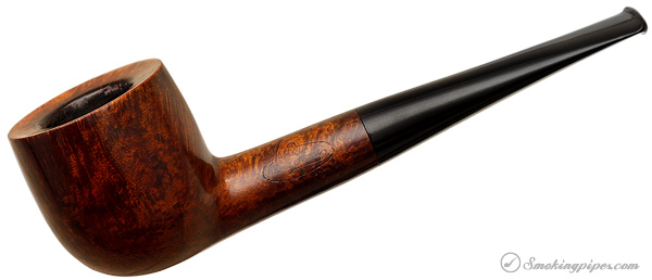 English Estate Ben Wade Walnut Briar Smooth Pot (270BW) (Family Era)