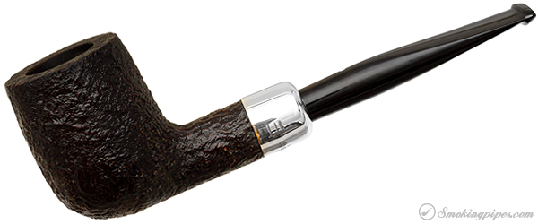 English Estate Dunhill Shell Briar with Silver Mount (4103) (2000s)