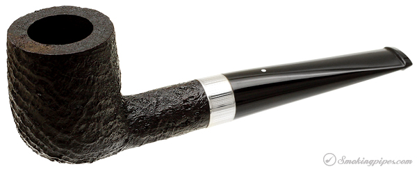 English Estate Dunhill Shell Briar with 10mm ET Silver Band (5103) (Unsmoked)
