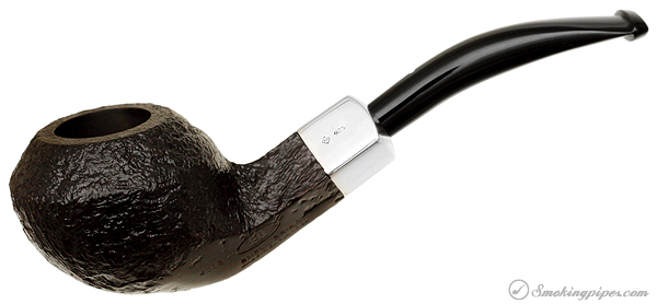 English Estate Dunhill Shell Briar with Silver Mount (4108) (2009) (Unsmoked)