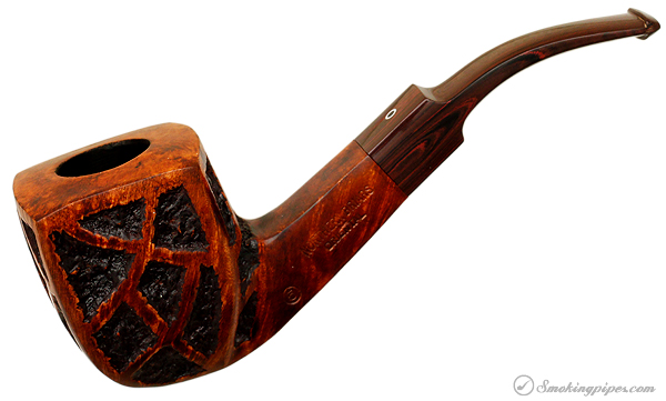 English Estate Northern Briars Oriental Carved Bent Panel (5) (2013) (Unsmoked)
