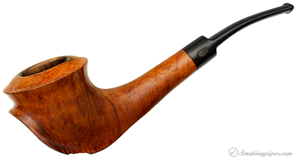 English Estate GBD Pedigree Unique Spot Carved Freehand