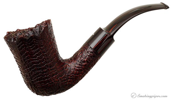 English Estate Dunhill Cumberland Collector Bent Dublin (XL) (HT) (2001) (Unsmoked)
