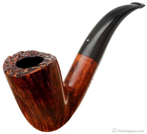 English Estate Dunhill Amber Flame (XL) (DR) (1 Flame) (2004) (Unsmoked)