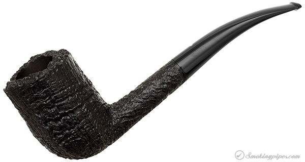 English Estate Dunhill Shell Briar Collector Bent Billiard (XL) (HT) (2005) (Unsmoked)