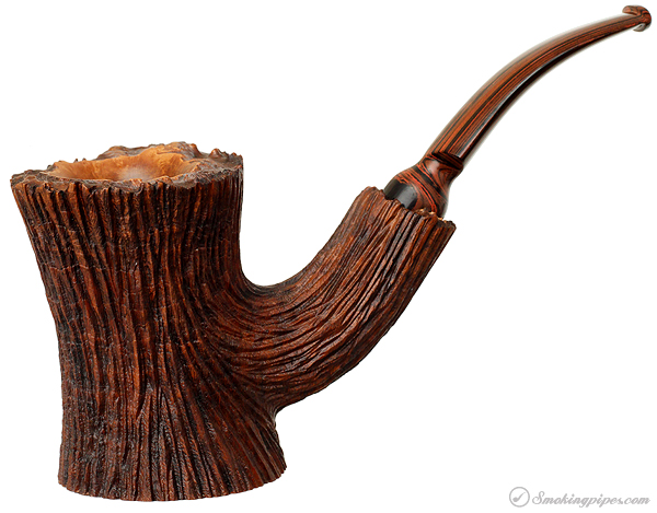 English Estate Larrysson Partially Rusticated Cherrywood (2011)
