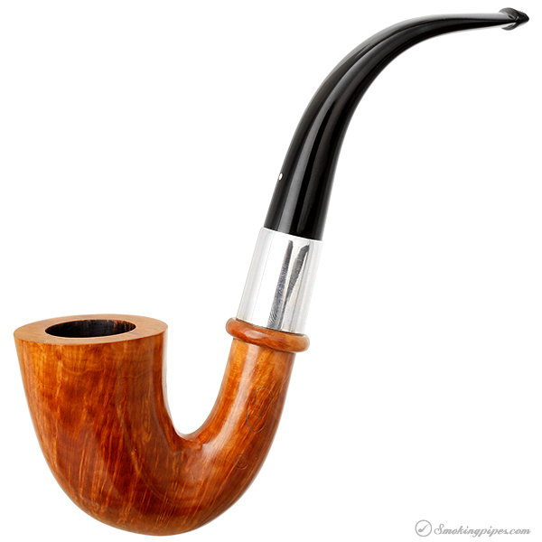 English Estate Dunhill Root Briar Calabash with Silver (5) (2004)