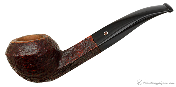 English Estate Ashton Pebble Grain Bent Bulldog (XXX) (1999)