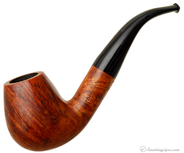 Jean Lacroix Smooth Bent Brandy (225) (9mm) (Unsmoked)