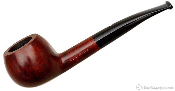 Jean LaCroix Classic Unies Red Bent Pot (740) (Unsmoked)