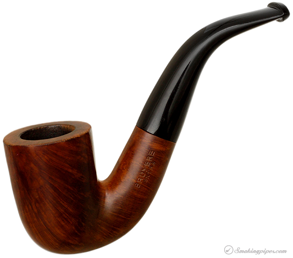 St Claude Bruyere Extra Smooth Bent Billiard