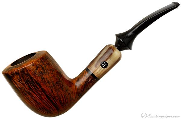 Butz-Choquin Maitre Pipier Bent Billiard with Horn