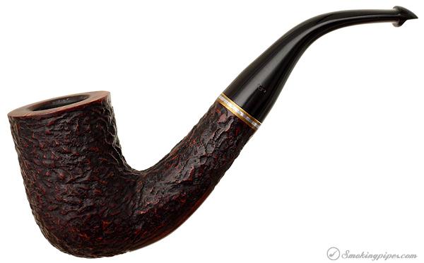 Peterson Kinsale Rusticated (XL20) (P-Lip)
