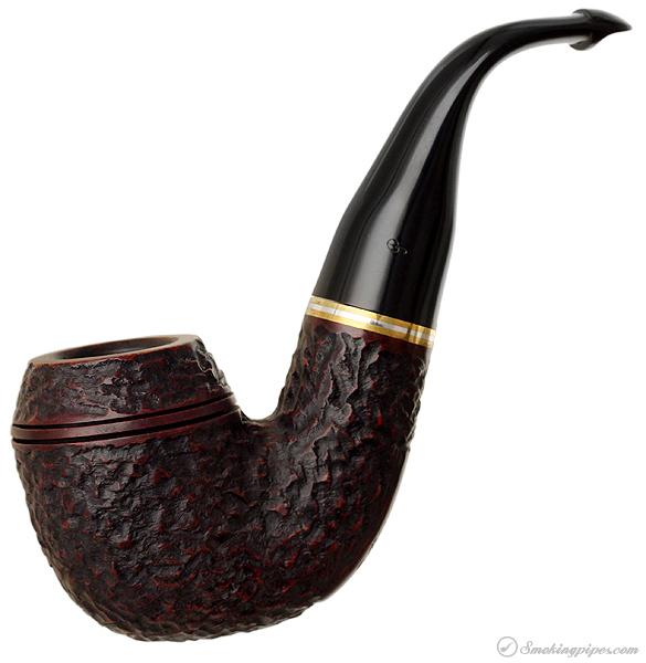 Peterson Kinsale Rusticated (XL12) (P-Lip)