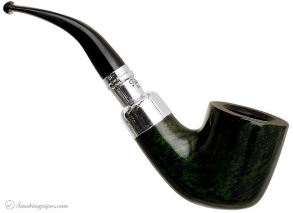 Irish Estate Peterson Green Spigot (01) (Fishtail) (2007) (Unsmoked)