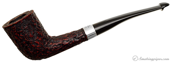 Peterson Donegal Rocky with Silver (268) (2007) (P-Lip)