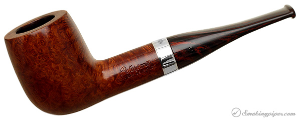 Peterson Private Selection with Silver (107) (9mm) (Fishtail)