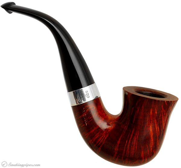 Irish Estate Peterson Sherlock Holmes Original Smooth with Silver (P-Lip) (1986)