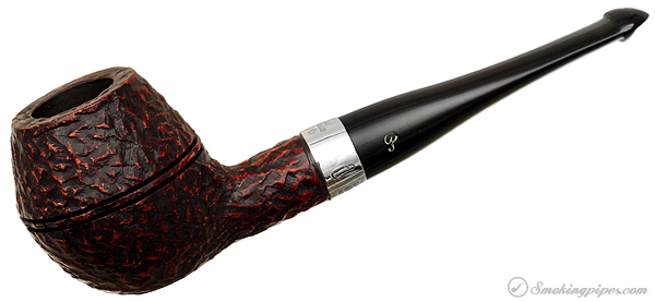 Peterson Donegal Rocky with Silver Band (B2) (P-Lip) (2011)