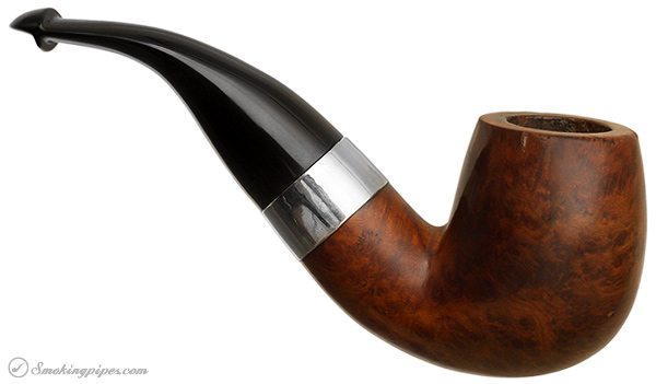 Irish Estate Peterson Smooth Shamrock (9BC) (P-Lip) (Made In Ireland) (Pre-Republic) (1945-1947)