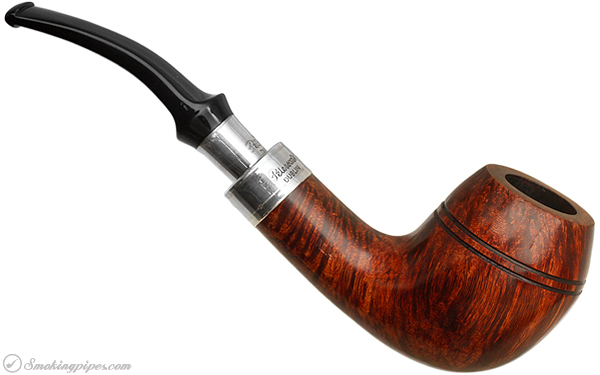 Irish Estate Peterson Smooth Spigot with Silver (XL14) (Fishtail) (1986)