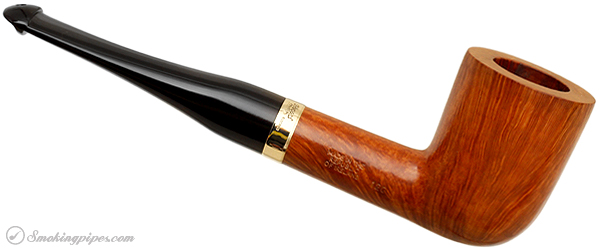 Irish Estate Peterson Straight Grain with Gold Band (120) (P-Lip) (Unsmoked)