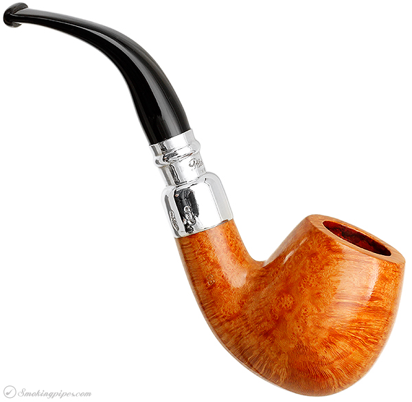 Irish Estate Peterson Smooth with Silver Spigot (68) (2009) (Fishtail) (Unsmoked)