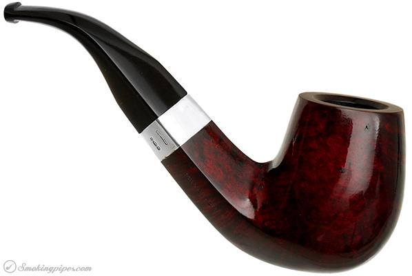 Irish Estate Peterson Sherlock Holmes Milverton Smooth with Silver (Fishtail) (1987)