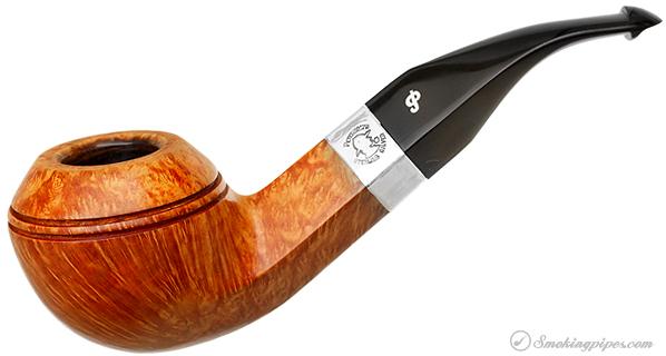 Irish Estate Peterson Sherlock Holmes Squire Smooth with Silver (P-Lip) (1987)