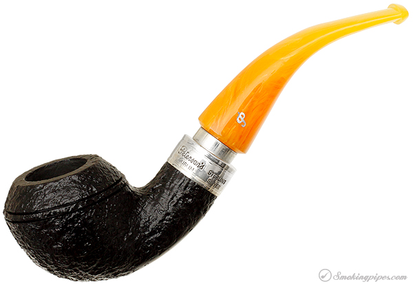 Irish Estate Peterson Rosslare Royal Irish Sandblasted (999) (Fishtail) (2004) (Unsmoked)
