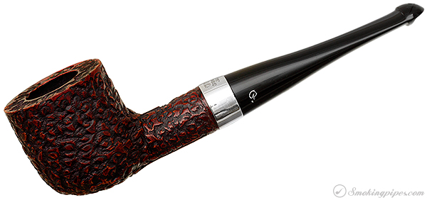 Peterson Donegal Rocky with Silver (606) (P-Lip) (2008) (Unsmoked)