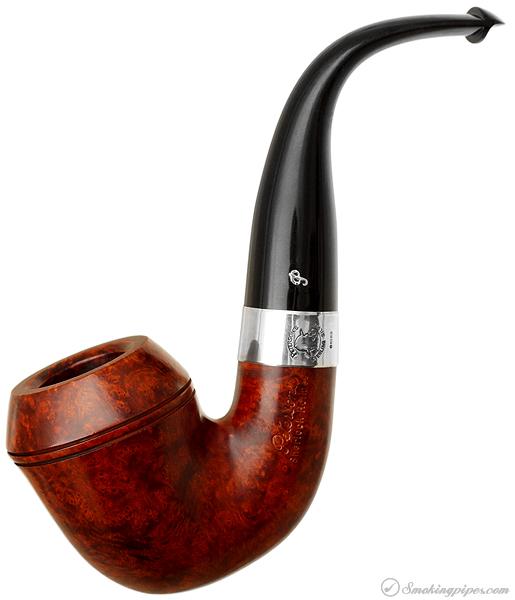 Irish Estate Peterson Sherlock Holmes Watson Smooth Calabash (P-Lip)
