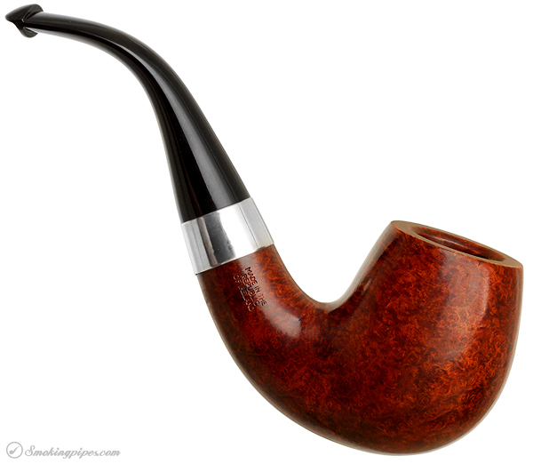 Irish Estate Peterson Sherlock Holmes Professor Smooth Bent Billiard (P-Lip)