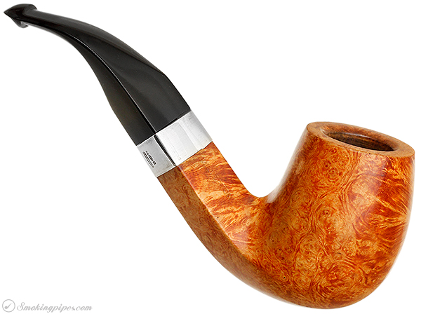 Irish Estate Peterson Sherlock Holmes Milverton Smooth with Silver (P-Lip) (2010)
