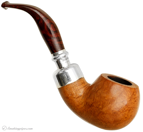 Irish Estate Peterson Smooth with Silver (XL02) (Fishtail) (1995)