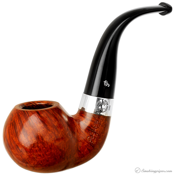 Irish Estate Peterson Sherlock Holmes Lestrade Smooth (Fishtail) (Unsmoked)
